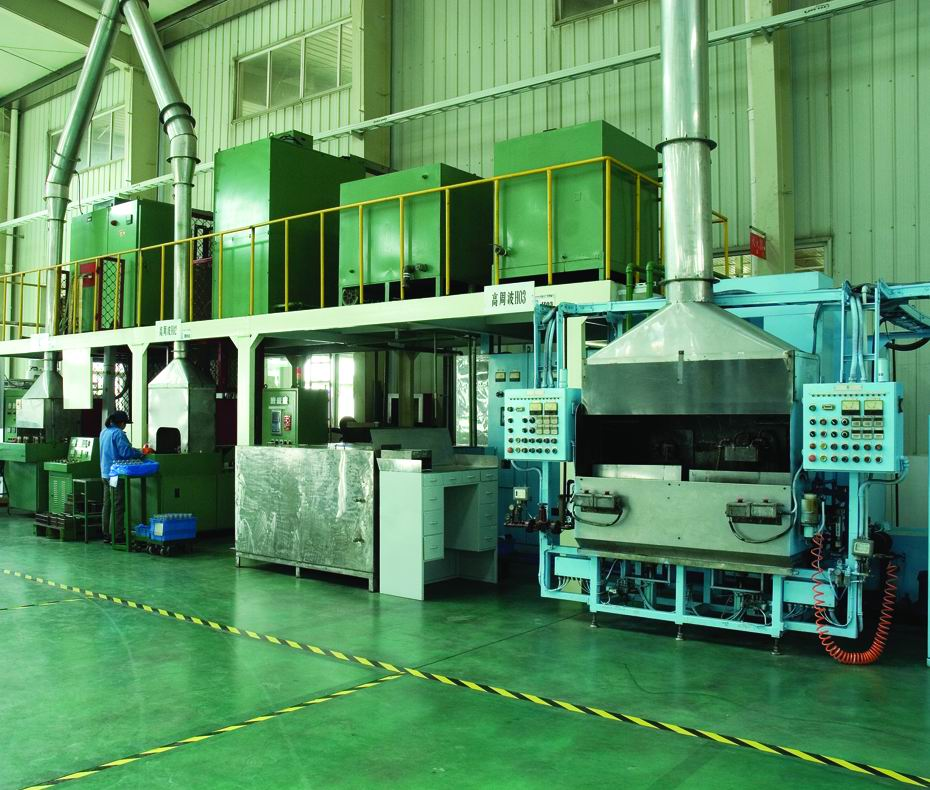 MIM Injection Machines